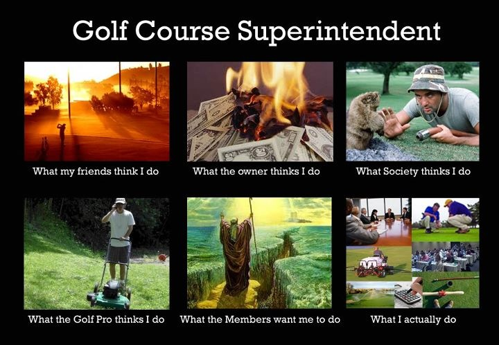 What Does A Golf Course Superintendent Do Turf